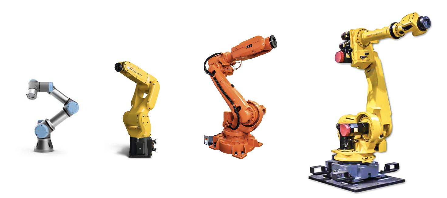 Robot et cobot